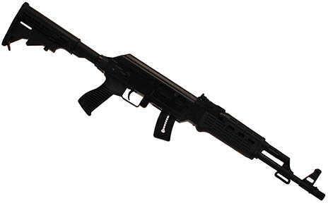 "Mossberg Rifle MOss BLAZE 47 22 Long Rifle 16.5"" Barrel 10 Round Bolt Action Rifle 37253"