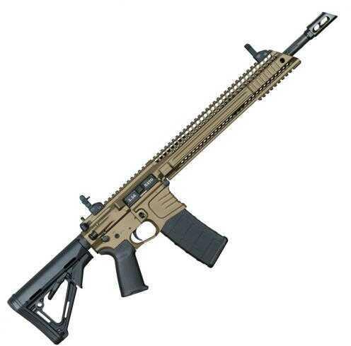 "Rifle Yankee Hill Machine SPECTER XL 5.56 NATO 16"" Barrel BILLET BURNT BRONZE 30rd"