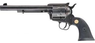 "Chiappa 1873-22 Revolver Target 17 HMR 7 1/2"" Barrel 10 Round Adjustable Sights"
