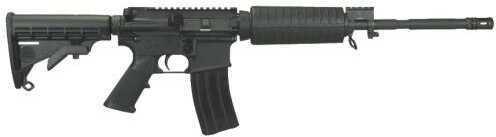 "Windham Weaponry SRC 5.56mm NATO/223 Remington 16"" Barrel 30 Round Mag Flat Top Black Worn Finish Semi Automatic Rifle"