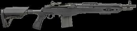 "Rifle Springfield Armory M1a Socom 16 Cqb 7.62 Nato 10 Round 16.25"" Barrel Parkerized Composite Stock"