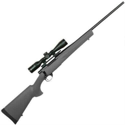 "Howa Field King Combo 22-250 Remington Bolt Action Rifle 22"" Barrel Black Nikko Panamax 3-9x40mm Scope"