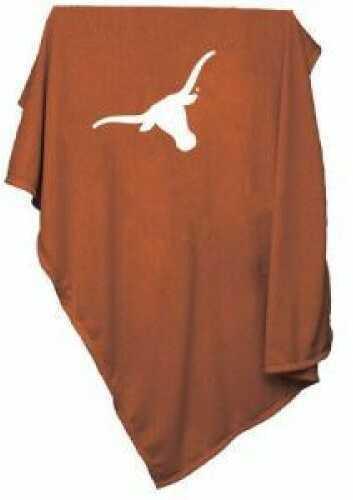 Logo Chair Texas Sweatshirt Blanket