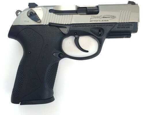 "Beretta Px4 Storm Inox 40 S&W 10 Capacity 3.3"" Barrel 3-Dot Sight System Stainless Steel Semi Automatic Pistol"