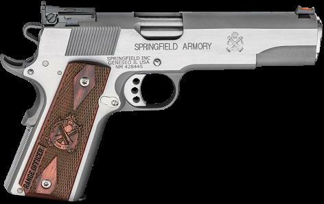 Pistol Springfield Armory 1911 Range Officer 9mm 10 Round 5
