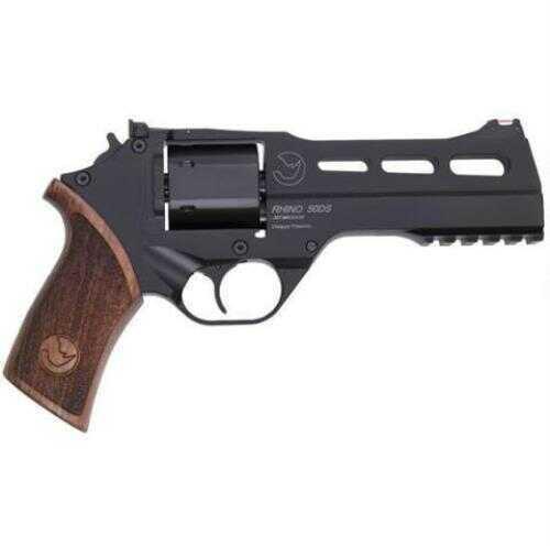 """Revolver Chiappa  Rhino  50DS  357 Magnum  5"""" Barrel  Black Finish    340.220"""
