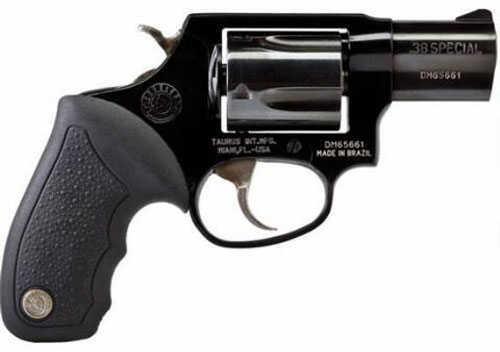 "Taurus M85 38 Special 2"" Barrel Convertible Hammer 5 Round Black Rubber Grip Revolver Model :2850021CH"