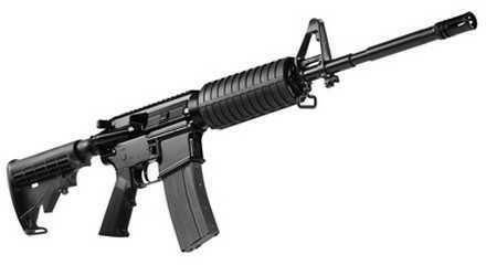 "Del-Ton Echo Series 316 A3 AR-15 Rifle 5.56 NATO 16"" Barrel Adjustable Stock 30 Round RFTM16-0"