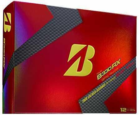 Bridgestone Tour B330 Rx Yellow 2016 Golf Balls