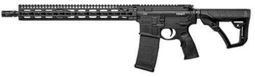 "Rifle Daniel Defense M4 V11-CC Semi-Auto LW 223 Rem/556NATO 16"" Barrel BB 10 Rounds, CA Compliant"