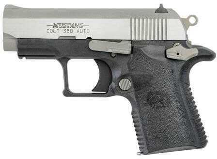 """Colt Mustang Lite Semi-Auto Pistol 380 ACP  2.75"""" Barrel  6 Round  Two-Tone Finish"""