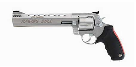 "Taurus M 454 Raging Bull 454 Casull 8 3/8"" Barrel 5 Round Stainless Steel Refurbished Revolver 2454089M"