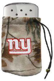 Zippo NFL/Realtree Logo Bag, w/Chrome Hand Warmer New York Giants 40299