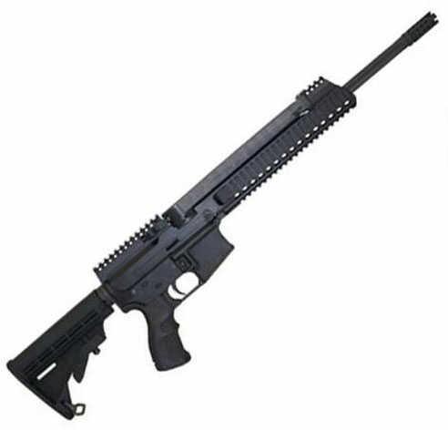 "Remington PW Arms AR57 LEM Gen 2 5.7x28mm 16"" Barrel 50 Round Black 2 Mags Semi Automatic Rifle"