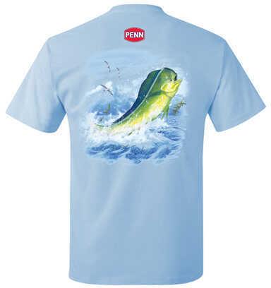 Penn Men's Mahi Blue T-Shirt X-Large 1290025