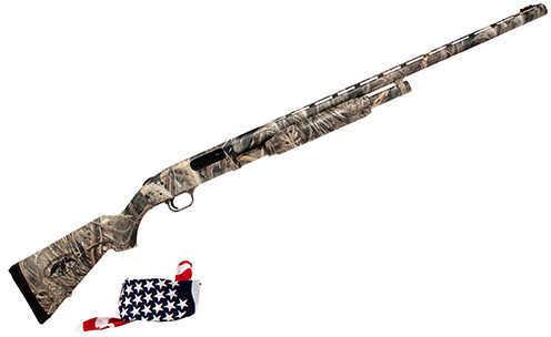 Mossberg Duck Commander 500 12 Gauge Shotgun  28 Inch Barrel  3 Inch Chamber  6 Round   Realtree Max-5   Pump Action  52281