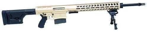 DRD Tactical K338 HC KIVAARI  338 Lapua Magnum Flat Dark Earth Semi-Auto Rifle  CS10RFlat Dark Earth
