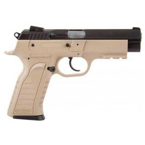 "European American Armory Pistol EAA Witness 9mm Luger 4.5"" Barrel 16 Rounds Polymer Frame Flat Dark Earth"