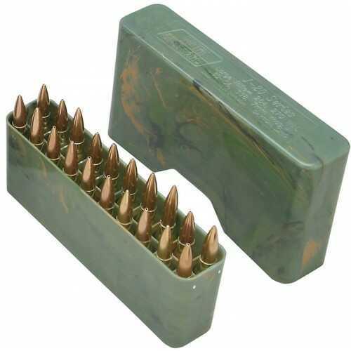 MTM Rifle Slip Top 20Rd Camo 17-222 Mag J-20-XS-09
