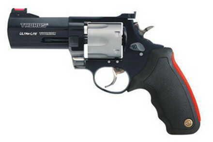 "Taurus M444 Raging Bull 44 Magnum Ultra Light 4"" Barrel 6 Round Blued Refurbished Revolver Z2444041ULT"