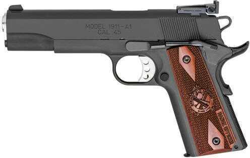 "Springfield Armory 1911 45ACP 5"" Barrel 8 Round Range Officer Semi Automatic Pistol PI9128LP"