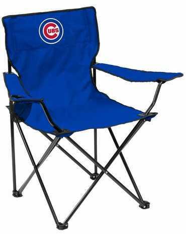 Logo Chair Chicago Cubs Quad Chair