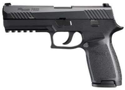 "Sig Sauer P320F 40 S&W 4.7"" Barrel Certified Pre Owned Semi-Automatic Pistol UD320F40B1"