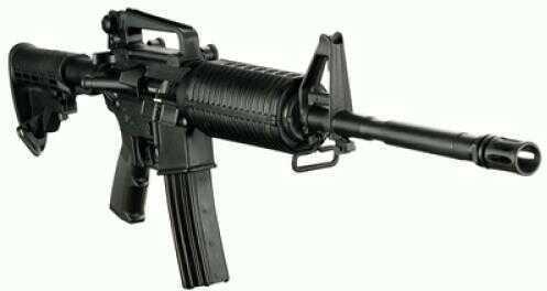 "DPMS Panther AP4 Semi Automatic Rifle Carbine   AR-15   223 Remington /5.56 Nato  16"" M4 Barrel   Black   30 Round"
