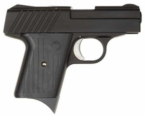 "Cobra Denali 380 ACP Sub Compact Semi-Automatic Pistol 2.8"" Barrel 5+1 Round Magazine Capacity Fixed Sights Black Polymer Md: DEN380B"
