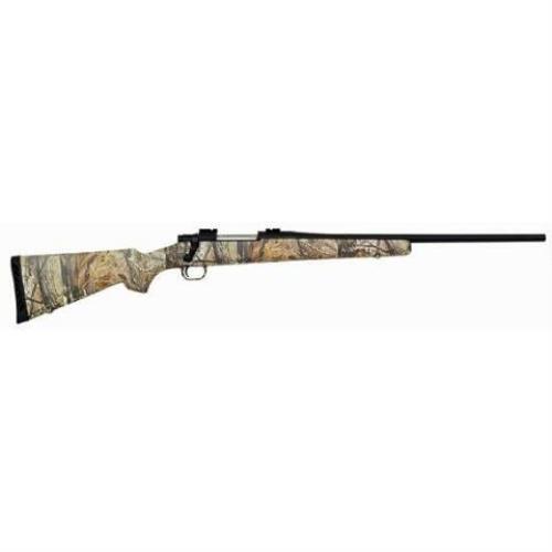 "Mossberg 100ATR 30-06 Springfield  22"" Matte Blue Barrel  RTAP  Synthetic Stock Bolt Action Rifle 26675"
