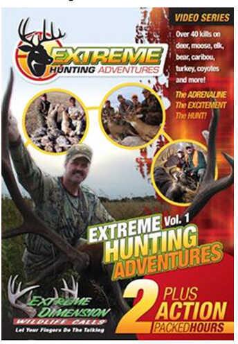 Extreme Dimension Wildlife Extreme Hunting Adventures Bear ED-EHA-905