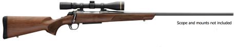 "Browning AB3 Hunter 300 Winchester Magnum Short Action 26"" Barrel Black Walnut Stock Bolt Action Rifle Md: 0358"