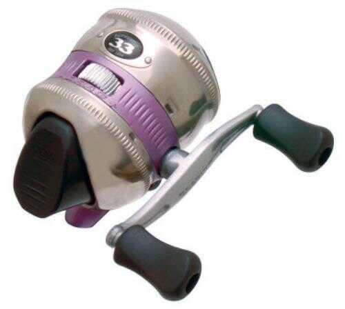 Zebco / Quantum Zebco Spincast Reel Purple 33 1bb Bx 33JL