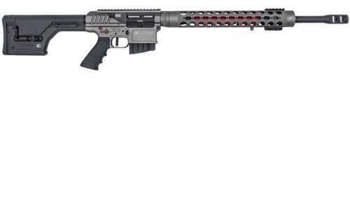 "Jp Enterprises Rifle LRP-07 20"" Barrel 308 Winchester Gray Custom Configuration"