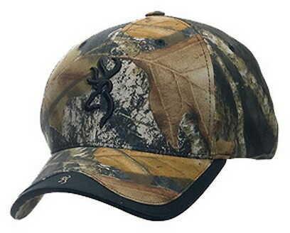 Browning Gunner Camo Hat Mossy Oak Infinity/Black XX Large 308129205