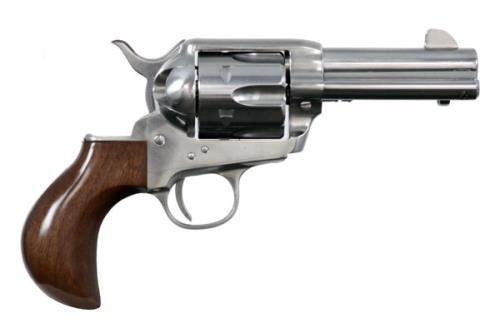 "Revolver Cimarron Thunderball 357 Magnum/ 38 Special Pre-War Polished Stainless Steel Frame 3.5"" Barrel"