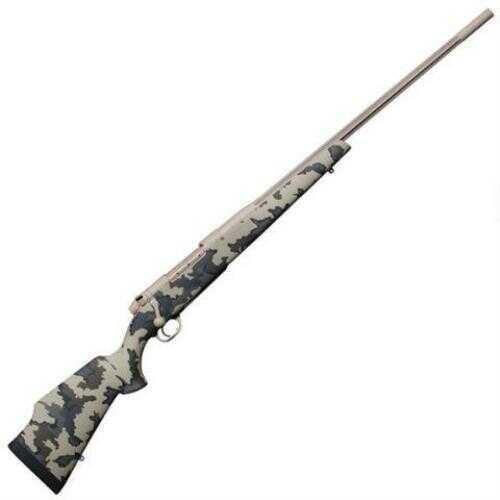 Weatherby Rifle 6.5-300 Weatherby Magnum Mark-V Arro Kuiu Camo/Cerakote FluteBolt Action Rifle