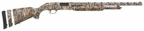 "Mossberg 500 Super Bantam 20 Gauge Shotgun 3 ""Chamber  22"" Barrel   XF   Mossy Oak Shadow Grass  Blades"
