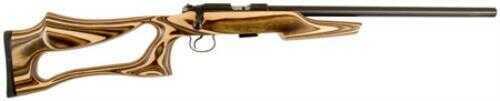 "CZ USA Rifle  CZ  02246 455 Varmint Evolution Rifle 22 Long Rifle 20.5"" Barrel 5 Round Coyote Laminated Stock Bolt Action Rifle"