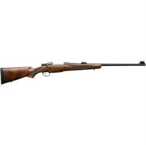 CZ USA 550 American Safari 375 H&H Mag Fancy Walnut Wood Stock Bolt Action Rifle 04311