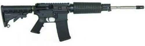 """CMMG, Inc Rifle CMMG FFE M4LE Semi-Auto Rifle 223 Remington /5.56 NATO 16"""" Barrel 30 Round Black"""