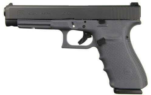 "Glock  Semi-Auto Pistol G41 G4 Gray  45ACP 13+1 Adjustable Sight 3-13 Round Mags Accessory Rail Barrel 5.31"""