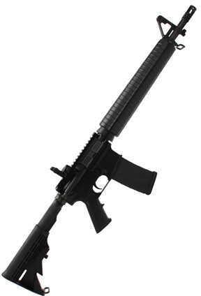 "CMMG, Inc CMMG M10 5.56mm NATO 16"" Barrel 30 Round AR-15 Semi Automatic Rifle 55AD3B2"