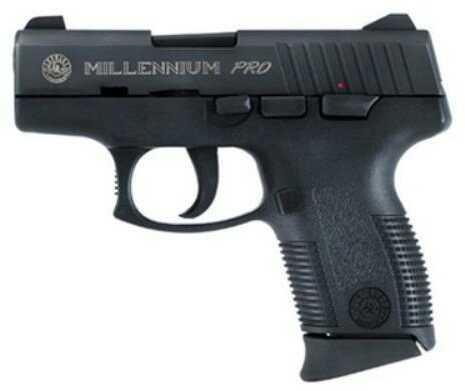 "Taurus PT140 Millennium Pro 40 S&W 3 1/4"" Barrel 10+1 Rounds Blued Semi-Auto Pistol    1140031P"