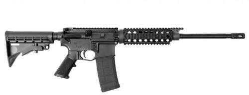 """BCI Defense 5.56mm NATO Sentry 16"""" M4 Profile Barrel Black Finish A2 Flash Hider Semi-Automatic Rifle 515-001"""