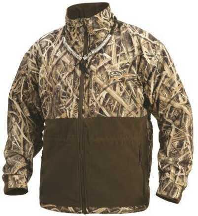 Drake Waterfowl Drake Eqwader Fullzip Jacket Blades Size Medium