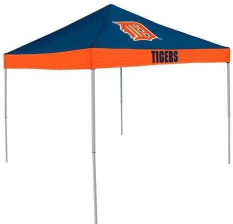 Logo Chair Detroit Tigers Economy Tent