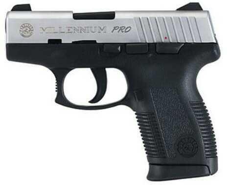 "Pistol Taurus PT145 Millennium Pro .45ACP 45ACP, 3.27"" Barrel,10+1 Round, (Stainless Steel ) 1145039P"