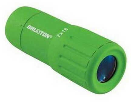 Brunton Echo Pocket Scope 7x18 Green F-ECHO7018-GR