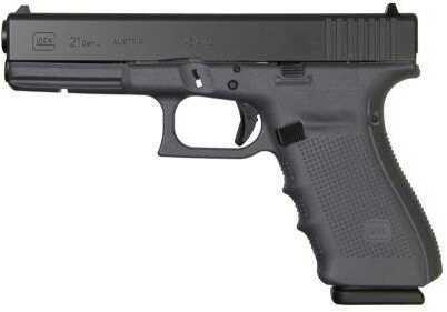 "GLOCK Semi-Auto Pistol G21 G4 GRAY 45ACP 13+1 4.6 FS 3-13RD MAGS   ACCESSORY RAIL 45 ACP Barrel 4.6"""